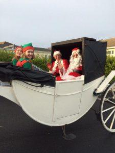 Santa and Co. 2014.Lauralynn