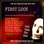 """First Look"" Presentation of New Screenwriters April 28th, 2016!"